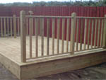 Decking from Secure Fences