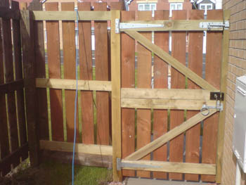 Gates from Secure Fences